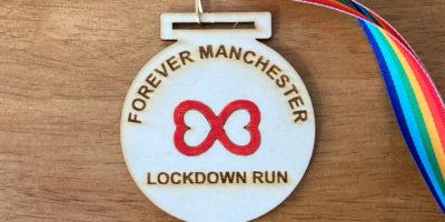 Virtual Lockdown Run for Forever Manchester Part II