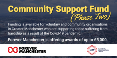 Community Support Fund (Phase Two)