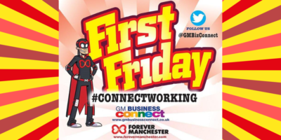 First Friday Virtual ConnectWorking – 4th December, 3pm – 4.30pm