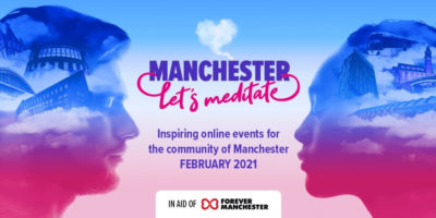 Manchester Let's Meditate in aid of Forever Manchester
