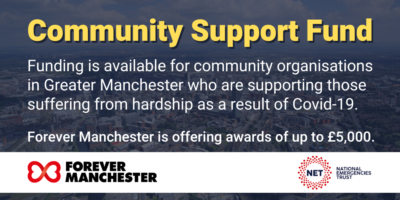Community Support Fund 2021