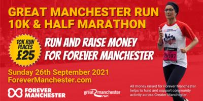 Great Manchester Run 2021