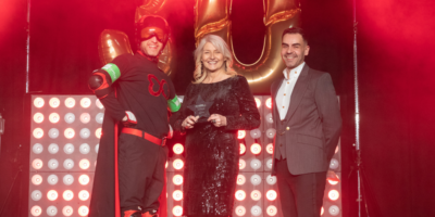 Auto Trader sponsor the 'Captain Manchester Award' at Forever Manchester's Birthday Party 2022
