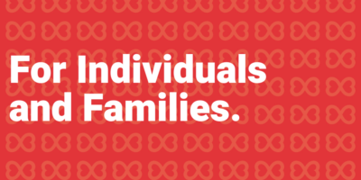 For Individuals and Families