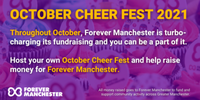 Host your very own October Cheer Fest 2021